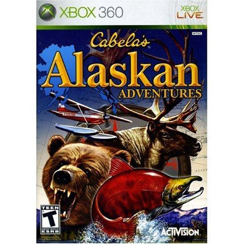 Cabelas Alaskan Adventure - Xbox 360