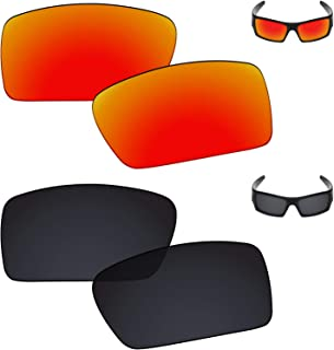 Replacement Lenses for Oakley Gascan Sunglasses - Multiple Choices