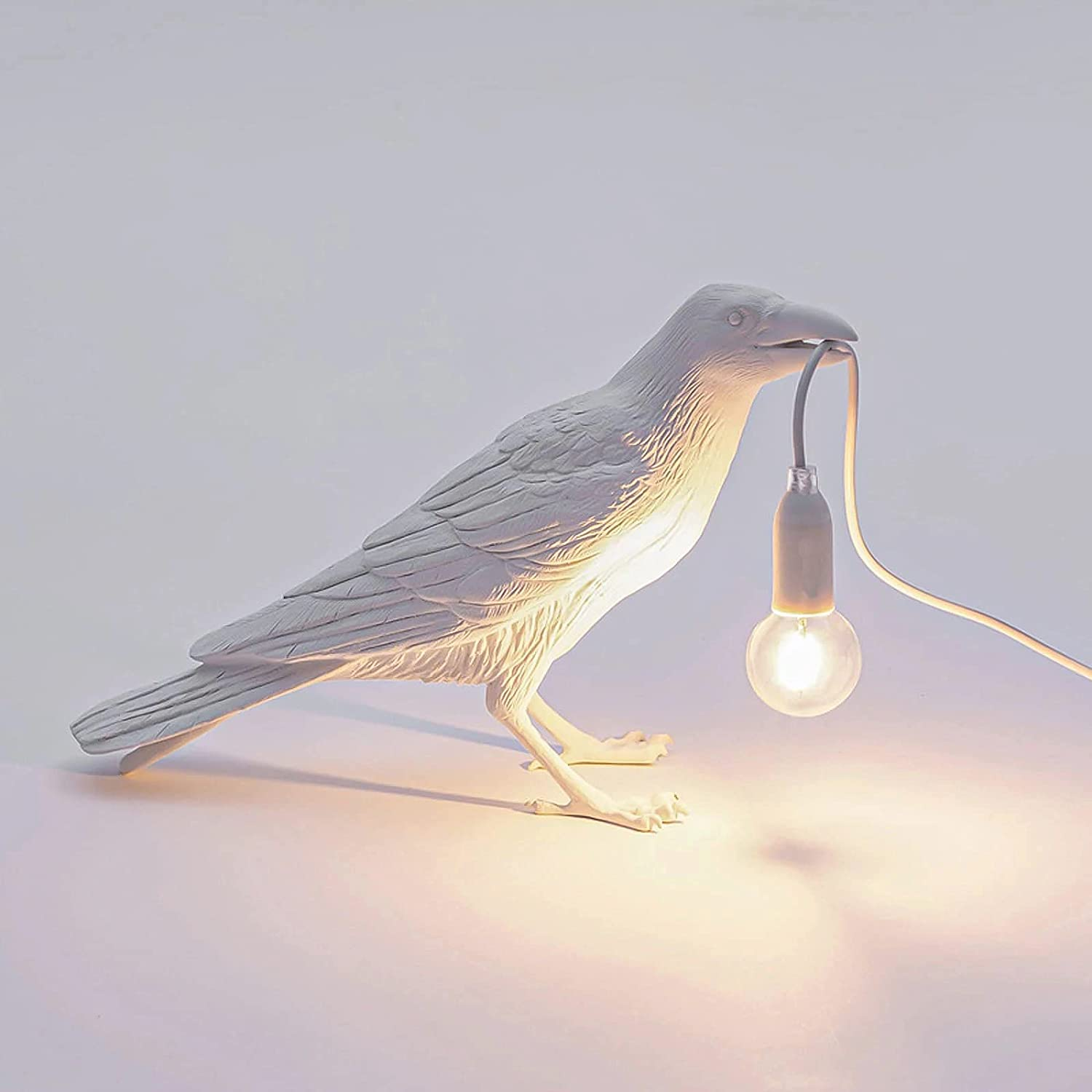Raven Table Lamp New arrival Birds Desk Resin Crow Wall Creative Ranking TOP10 Sconce