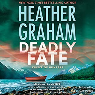Deadly Fate audiobook cover art
