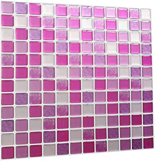 Best bright pink tiles Reviews