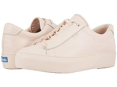 Keds Rise Metro Leather (Blush Leather) Women