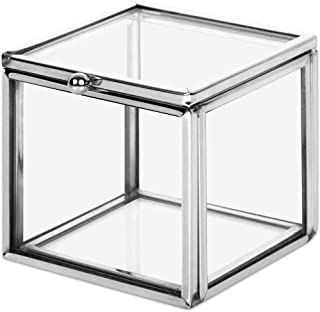 glass keepsake box wholesale