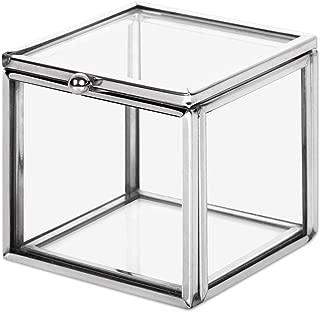 Best glass keepsake box wholesale Reviews