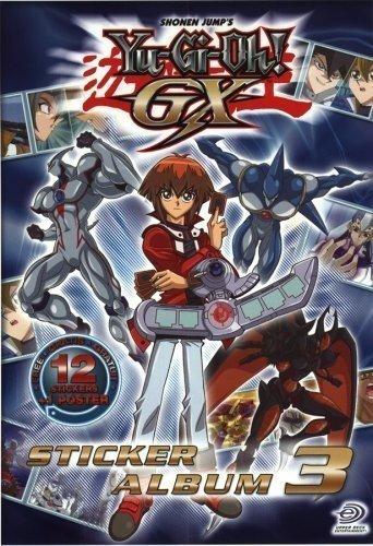 Upper Deck Konami UD00926 - Yu-Gi-Oh! GX Stickeralbum Serie 3