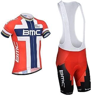 Men Bike Shirts Team Cycling Jerseys Suit Biking Tights Clothing Kits Bicycle Jacket