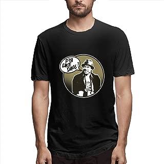 D'Ya Like Dags Designed T Shirt O-Neck for Mens Size Key