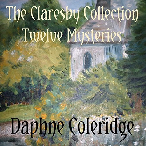 The Claresby Collection: Twelve Mysteries cover art