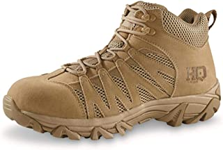 HQ ISSUE Men's Canyon 6 Waterproof Tactical Hiking Boots