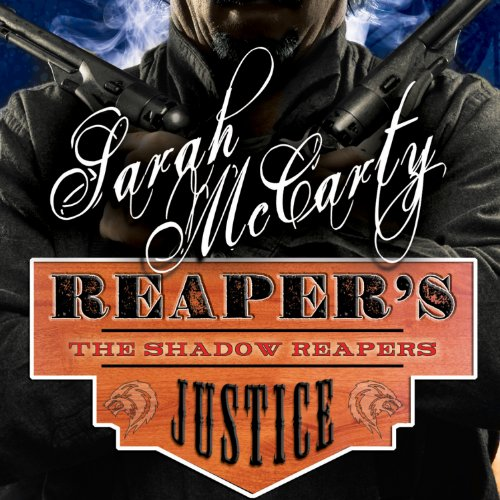Reaper's Justice audiobook cover art