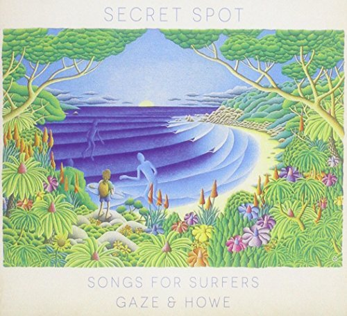 Secret Spot-Songs for Surfers