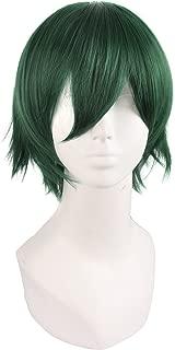 short green wig male