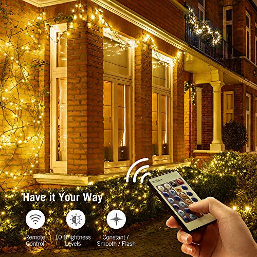 TaoTronics 33ft 100 LED String Lights