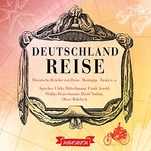 Deutschlandreise  By  cover art
