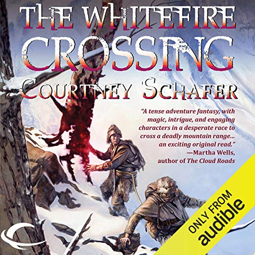 The Whitefire Crossing  By  cover art