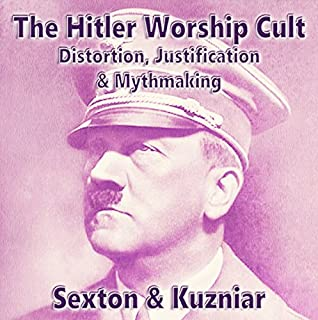 The Hitler Worship Cult audiobook cover art