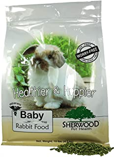 sherwood rabbit pellets