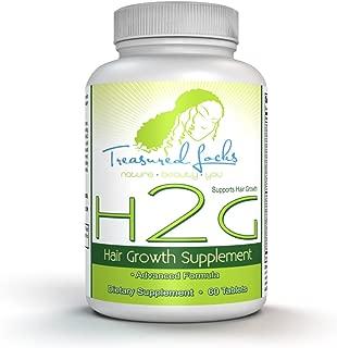 Treasured Locks H2G Hair Growth Vitamins