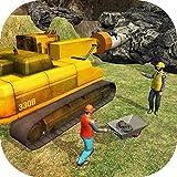 Railroad Crossing Train Tunnel Construction Game
