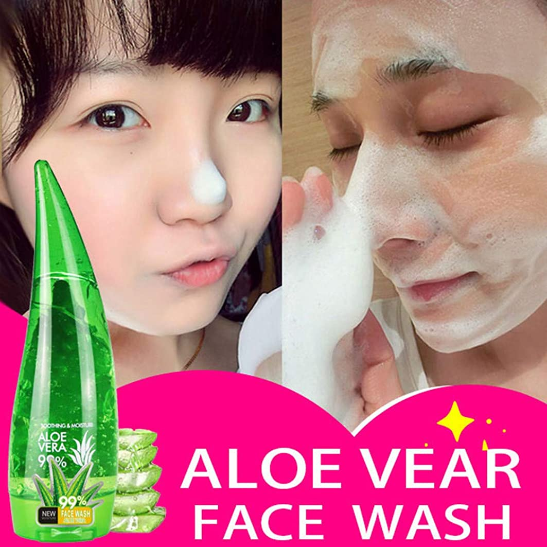 不和事務所テザーAkane Pretty Cowry 顔洗い 綺麗に 素敵 水分補給 保湿 角質除去 クレンジング 浄化 オイルコントロール ジェル 使いやすい 洗顔料 アロエクリーム