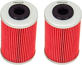 Outlaw Racing Performance Oil Filter (Set of 2)