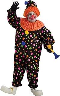 Costume Co. Men's Plus Size Clown Costume