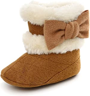 Best brown baby girl boots Reviews