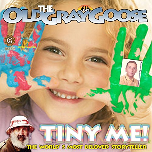 Tiny Me audiobook cover art