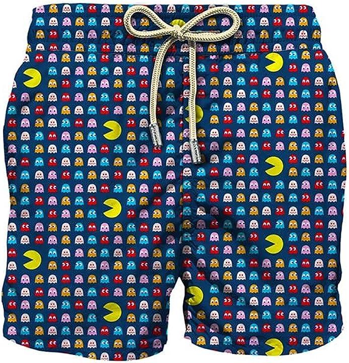 Costume da bagno uomo pacman saint barth mc2 B07TX4LP6Z