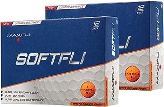 Maxfli SoftFli Matte Golf Balls