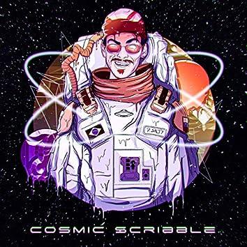 Cosmic Scribble