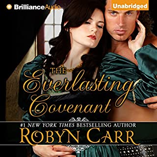 The Everlasting Covenant                   By:                                                                                                                                 Robyn Carr                               Narrated by:                                                                                                                                 Nicola Barber                      Length: 14 hrs and 22 mins     62 ratings     Overall 4.2