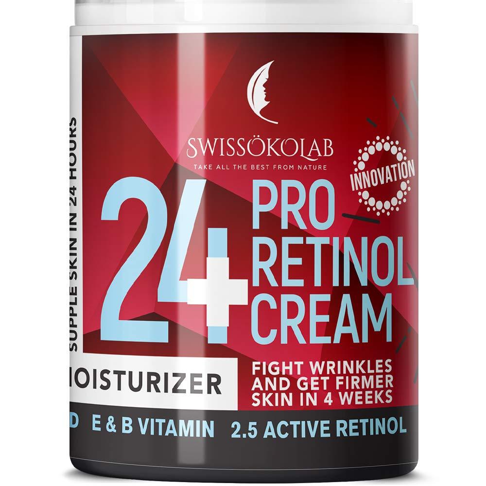 Retinol Cream Face Neck Area