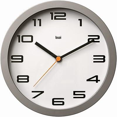BAI Designer Wall Clock, Velocity