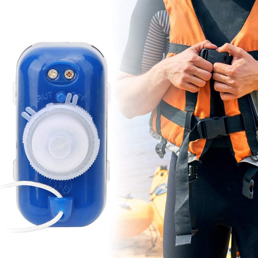 Naroote Japan's largest assortment Lightweight Life Jacket lamp Automatic Free shipping on posting reviews Pla