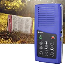 Reading Portable Rechargeable 350mAh Ebook Reader, Book Reader, for 5+ Hours Standby(Arabic Blue)