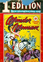 Wonder Woman: Famous First Edition 0818402180 Book Cover