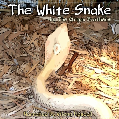The White Snake cover art