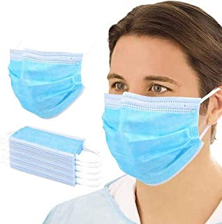 30pcs Disposable Mask 3 Flyers for Dust Air Pollution