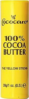 Cococare 100% Cocoa Butter Stick, 1 oz, Pack of 4