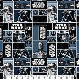 FS598 Darth Vader Star Wars Stretch auf hochwertigem
