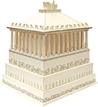 PaperLandmarks Mausoleum at Halicarnassus Pyramid Paper Model Kit