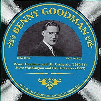 Benny Goodman 1930-1933
