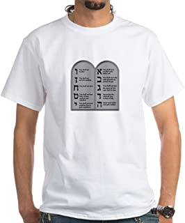 ten commandments t shirt