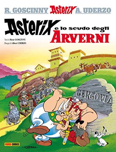 Asterix e lo scudo degli Arverni (Italian Edition)