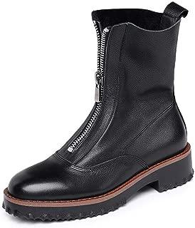 Nine Seven Women's Leather SquareToe Lowheel Loafe