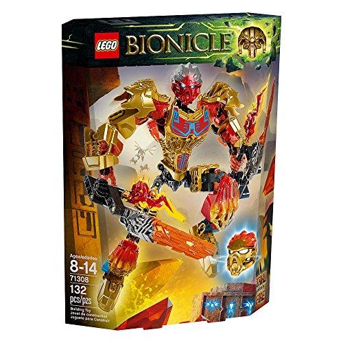 輸入レゴ LEGO Bionicle Tahu Uniter of Fire 71308 [並行輸入品]