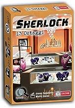 MS Edizioni Sherlock : 13 OSTAGGI Gioco da Tavolo in Italiano