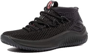 adidas Dame 4 J, Zapatillas de Deporte Unisex Niños