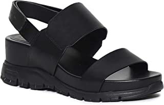 Cole Haan Women's Zerogrand Wedge Sandal Leather Floaters